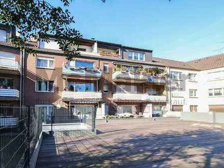 3-Zi.-ETW mit Balkon für Kapitalanleger in Duisburg-Marxloh