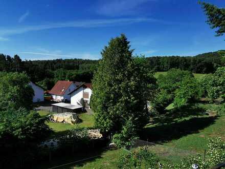 Krickenbach, freistehendes Zweifamilienwohnhaus mit Garage, ab 01.06.2020 frei