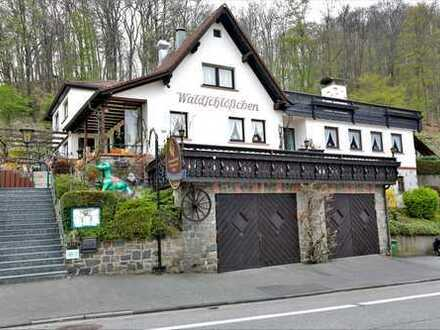 """Hotel: 3 Sterne Landgasthof """"Waldschlösschen"""" in Lindenfels !"""