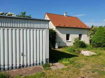 Einfamilienhaus auf großem Grundstück nahe der Havel für kleines Geld