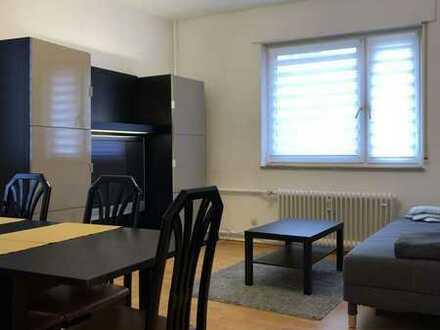 !!! Bieterverfahren !!! Gepflegte Wohnung+EBK+Einzelgarage