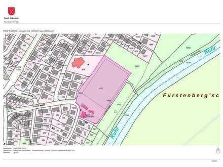Grundstücke zur Wohnbaulandentwicklung