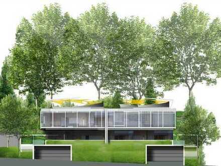 Grundstücke für Neubau-Architekten-Villen in Regensburg-West inkl. Planung