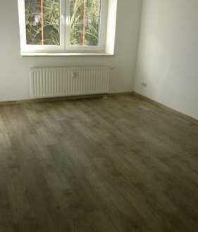helle 2 Raum mit Balkon + Wanne + Laminat