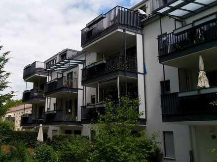 Rarität: Perfekte 4-Zimmer-Maisonette-Wohnung mit Balkon und Dachterrasse
