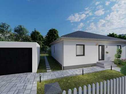 ALTERSGERECHT NEU BAUEN  in Leupoldsgrün - Grundstück und Garage inklusive.