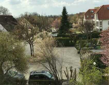 Attraktive 4 Zi- Dachgeschoss-Maisonette-Wohnung mit Galerie und Wintergarten in Hochzoll-Süd