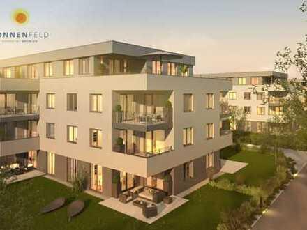 Wohnpark Sonnenfeld, 3.OG, 2-Zimmer, Wohnung 60