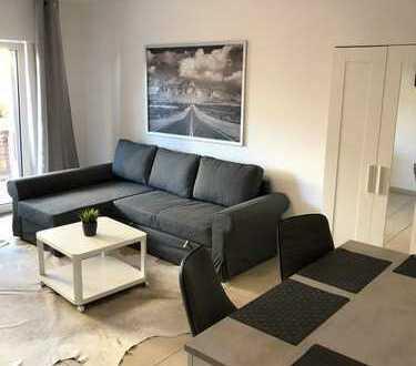 Modern möbilertes Appartement in Köln Porz-Wahn