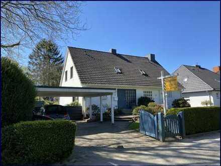 Schöne 3-4 Zimmer Doppelhaushälfte mit Süd-Grundstück