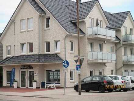 Neubau: 3 ZKB, Balkon OG in Ganderkesee-City