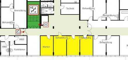 Praxisflächen im Ärztehaus - Mitten im Wohngebiet Lichtenberg
