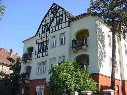 gemütliche Dachgeschoßwohnung im Herzen von Radebeul