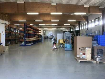 Halle für Lager/Produktion/Einzelhandel/Fitnesscenter