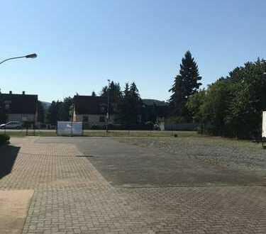 Große Freifläche an sehr gut frequentierter Hauptstraße in Nilkheim