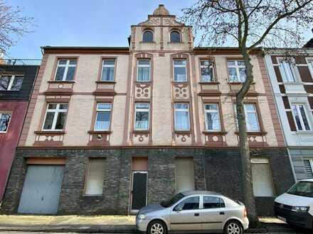 Mehrfamilienhaus (Wohn- und Geschäftshaus in Duisburg Alt-Hamborn - perfekt für Kapitalanleger