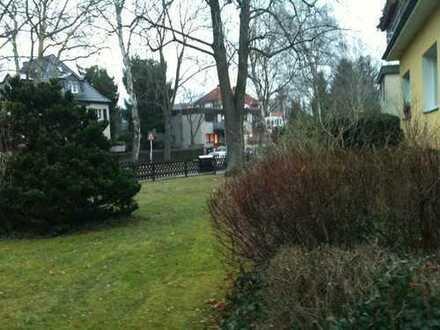 2-Zi. Wohnung in Lichtenrade für WG super Schnitt hell im grünen Gartenmitbenutzung