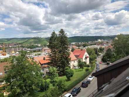 Stuttgart Wangen, schickes WG-Zimmer mit Sauna-Nutzung, möbliert, Terrassen Mitnutzung