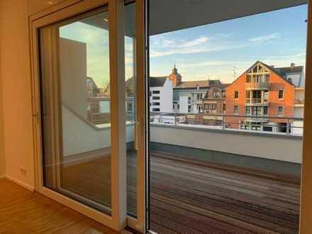 Erstbezug – Penthouse-Wohnung - Bestlage Erftstadt-Lechenich!