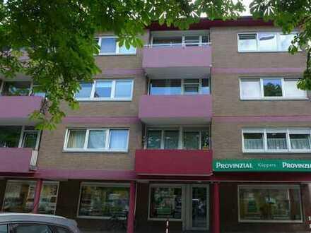 Renovierte 3-Zimmer-Maisonette-Wohnung in Bocholt Innenstadt zu vermieten -Liebfrauenplatz-