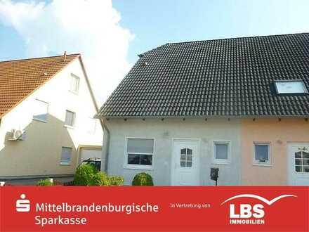 Doppelhaushälfte in Brandenburg an der Havel