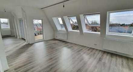 ERSTBEZUG mit Terrassen: attraktive 3-Zimmer-DG-Wohnung in Spandau
