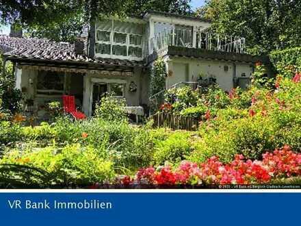 Einmalige Gelegenheit - Individuelle Eigentumswohnung mit eigenem Garten in Leverkusen - Schlebusch