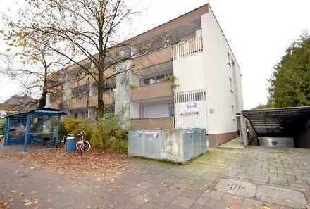 """2,5-Zimmer-Wohnung mit kleinem Privatgarten in unmittelbarer Nähe des """"Westparks"""""""