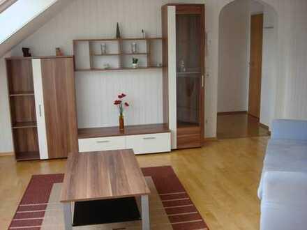 Möblierte 2-Zimmer Wohnung für Wochenend-Heimfahrer