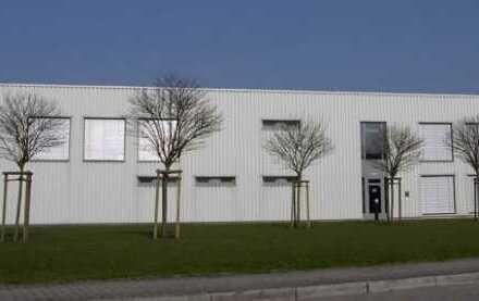 """""""BAUMÜLLER & CO."""" -KAUF- Neubau ca. 1.500 m² Halle inkl. Büro TOP Ausstattung"""