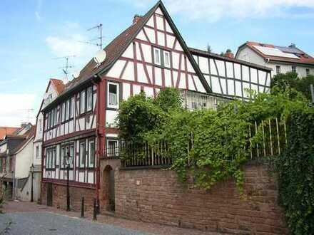 Altstadtwohnung mit Gartenanteil