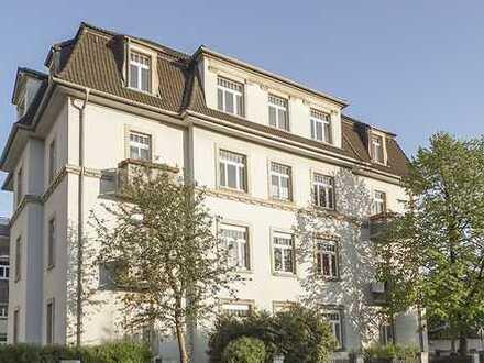 **Leben mit Aussicht** 3-Zimmer-Wohnung mit zwei Balkonen