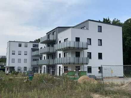Neubau Etagenwohnung mit großem Balkon in schöner Lage
