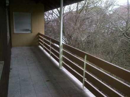 Strahlungsarme 4-Zimmer-Wohnung mit Balkon in Ansbach