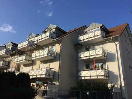 Gengenbach: Gut geschnittene 2-Zimmer-OG-Wohnung