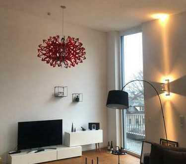 Exklusive, geräumige 3-Zimmer-Penthouse-Wohnung in perfekter Innenstadtlage
