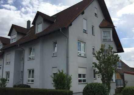 Gepflegte 2-Zimmer-Wohnung mit Balkon in Main-Tauber-Kreis