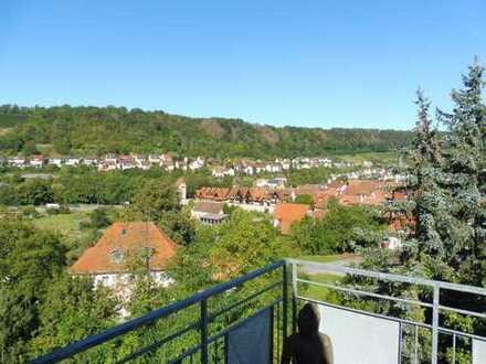 Wohnen Sie über den Dächern von Niedernhall !!!
