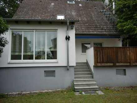 Gepflegte 3-Zimmer-Erdgeschosswohnung mit Terrasse und EBK in Gelnhausen