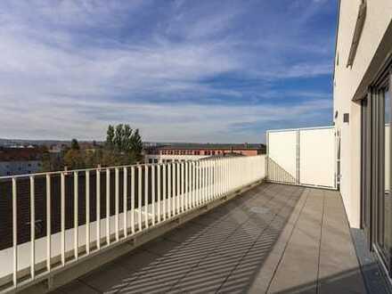 Traumhafte 5 Zimmer DG - Maisonette Wohnung mit Dachterrasse!
