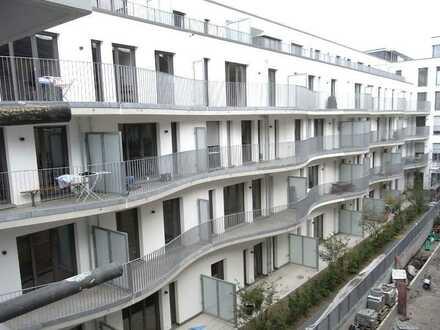 3-Zimmer Neubau-Wohnung München Zentrum, sehr ruhige Lage