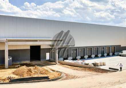 KEINE PROVISION ✓ PROJEKTIERTER NEUBAU ✓ Lager-/Logistik (4.500 m²) & Büro (500 m²) zu vermieten
