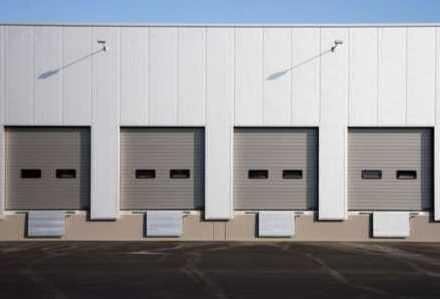 """""""BAUMÜLLER & CO."""" - ca. 2.500 m² Hallenfläche - Rampen-/ebenerdige Andienung -"""