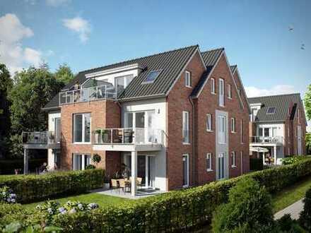 Lotte-Wersen: Eigentumswohnung in modernem Neubauprojekt in Zentrumslage
