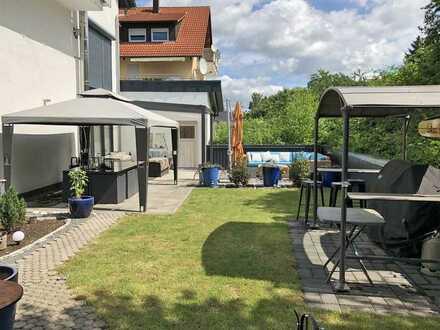 5,5-Zimmer-Wohnung in Bad Schönborn-Langenbrücken!