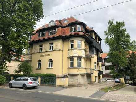 Gewerbe / Praxis / Büroräume am Weißen Hirsch ab 01.02.2020