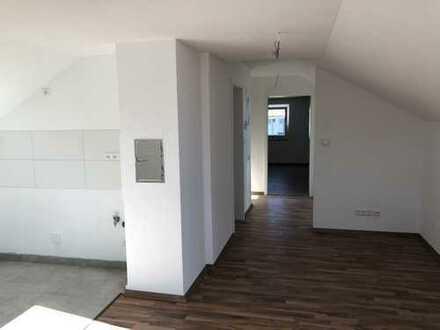 Gemütliche Dachwohnung in Dintenhofen