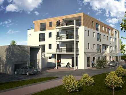 Wunderschöne und hochwertige 4-Zimmer Penthouse-Wohnung mit Balkon in bester Lage Mering