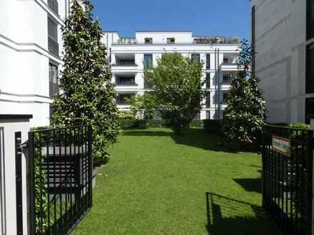 Traumhafte 3-Zimmer-Wohnung in exklusiver Wohnanlage in D-Oberkassel