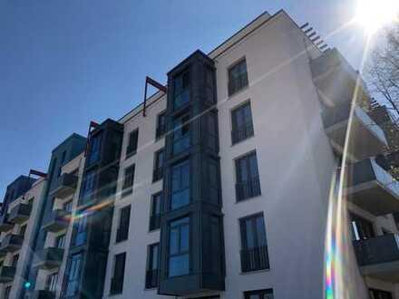 Erstvermietung: hochwertige Dachgeschosswohnung in Spreenähe